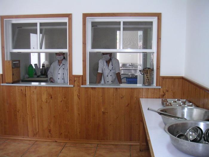 食堂窗口设计效果图